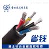 带钢丝绳PVC行车控制电缆
